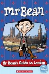 Scholastic Popcorn Readers Starter Mr Bean: Mr Bean's Guide to London