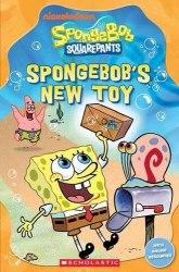 Scholastic Popcorn Readers Starter Spongebob Squarepants: SpongeBob's New Toy