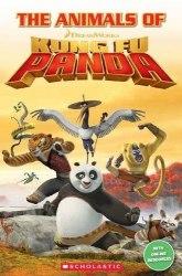 Scholastic Popcorn Readers Starter The Animals of Kung Fu Panda