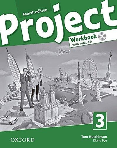Project 3 (4th Edition) Workbook / Audio-CD / Робочий зошит