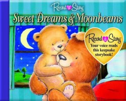 Sweet Dreams and Moonbeams Record-a-Story Publications International