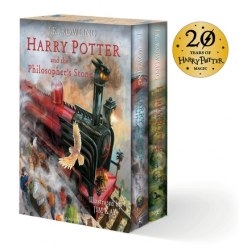 Harry Potter Illustrated Box Set Bloomsbury Children's