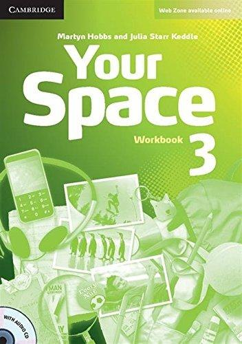 Your Space 3 Workbook with Audio CD / Робочий зошит
