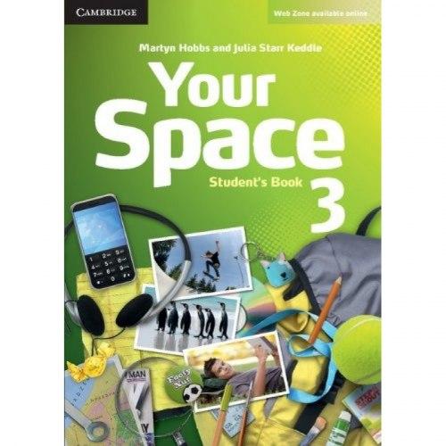 Your Space 3 Student's Book / Підручник для учня