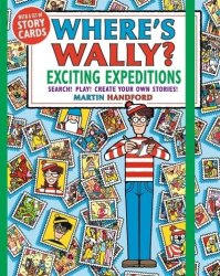 Where's Wally? Exciting Expeditions