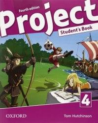Project 4 (4th Edition) Student's Book / Підручник для учня