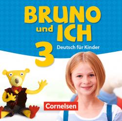 Bruno und ich 3 Audio-CD / Аудіо диск