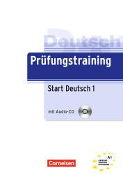 Prufungstraining DaF: Start Deutsch1 A1+CD