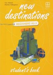 New Destinations Beginners A1.1 Student's Book / Підручник для учня