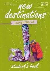 New Destinations Elementary A1 Student's Book / Підручник для учня