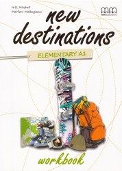 New Destinations Elementary A1 Workbook / Робочий зошит