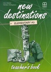 New Destinations Elementary A1 Teacher's Book / Підручник для вчителя