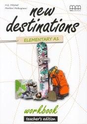 New Destinations Elementary A1 Workbook Teacher's Edition / Робочий зошит з відповідями
