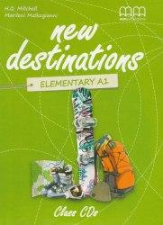 New Destinations Elementary A1 Class CDs / Аудіо диск
