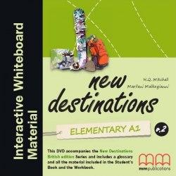 New Destinations Elementary A1 DVD IWB Pack / Ресурси для інтерактивної дошки