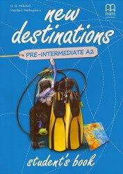 New Destinations Pre-Intermediate A2 Student's Book / Підручник для учня