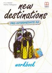 New Destinations Pre-Intermediate A2 Workbook / Робочий зошит