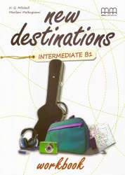 New Destinations Intermediate B1 Workbook / Робочий зошит