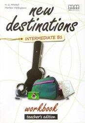 New Destinations Intermediate B1 Workbook Teacher's Edition / Робочий зошит з відповідями