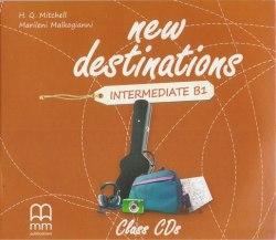 New Destinations Intermediate B1 Class CDs / Аудіо диск