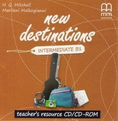 New Destinations Intermediate B1 Teacher's Resource CD/CD-ROM / Інтерактивний комп'ютерний диск