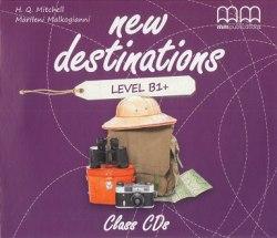 New Destinations B1+ Class CDs / Аудіо диск
