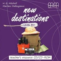 New Destinations B1+ Teacher's Resource CD/CD-ROM / Інтерактивний комп'ютерний диск