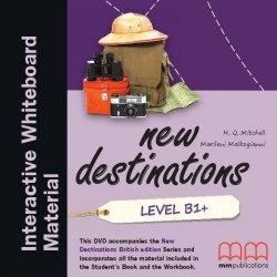 New Destinations B1+ DVD IWB Pack / Ресурси для інтерактивної дошки