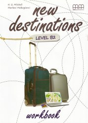 New Destinations B2 Workbook / Робочий зошит