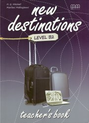 New Destinations B2 Teacher's Book / Підручник для вчителя
