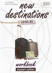 New Destinations B2 Workbook Teacher's Edition / Робочий зошит з відповідями