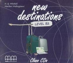 New Destinations B2 Class CDs / Аудіо диск