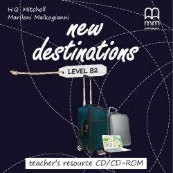 New Destinations B2 Teacher's Resource CD/CD-ROM / Інтерактивний комп'ютерний диск