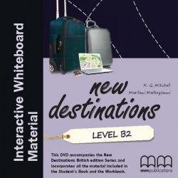New Destinations B2 DVD IWB Pack / Ресурси для інтерактивної дошки
