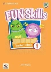 Fun Skills 1 Teacher's Book with Audio Download / Підручник для вчителя