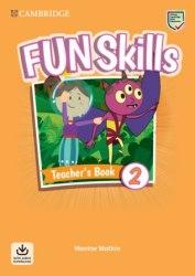 Fun Skills 2 Teacher's Book with Audio Download / Підручник для вчителя