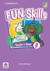 Fun Skills 3 Teacher's Book with Audio Download / Підручник для вчителя