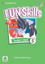 Fun Skills 5 Teacher's Book with Audio Download / Підручник для вчителя