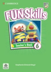 Fun Skills 6 Teacher's Book with Audio Download / Підручник для вчителя