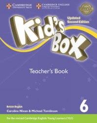 Kid's Box Updated Level 6 Teacher's Book British English / Підручник для вчителя
