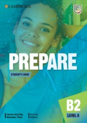 Cambridge English Prepare! (2nd Edition) 6 Student's Book / Підручник для учня