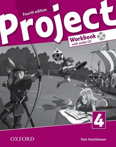 Project 4 (4th Edition) Workbook / Audio-CD / Робочий зошит
