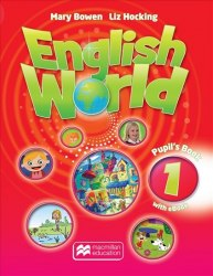English World 1 Pupil's Book with eBook / Підручник для учня