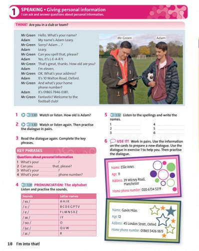 English Plus (2nd Edition) Starter Student's Book / Підручник для учня