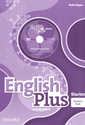 English Plus (2nd Edition) Starter Teacher's Book / Підручник для вчителя