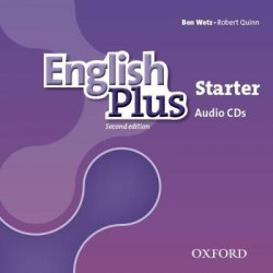 English Plus (2nd Edition) Starter Audio CDs / Аудіо диск
