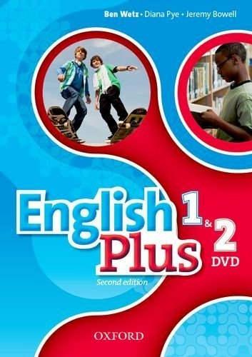 English Plus (2nd Edition) 1 and 2 DVD / DVD диск