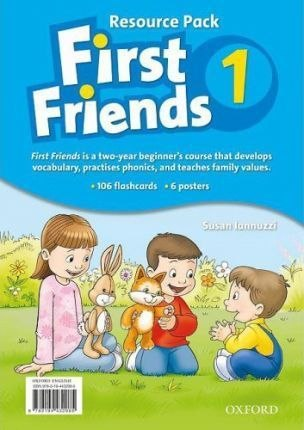 First Friends 1 Resource Pack / Ресурси для вчителя