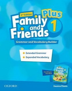 Family and Friends 1 (2nd Edition) Plus Grammar and Vocabulary Builder / Граматика