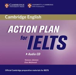 Action Plan for IELTS Academic and General Module Audio CD / Аудіо диск